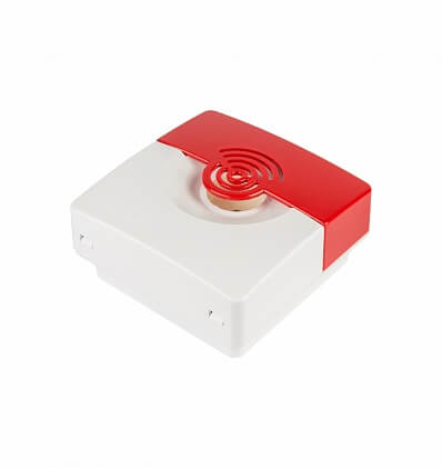 Оповещатель охранно-пожарный звуковой ОПОП 2-35